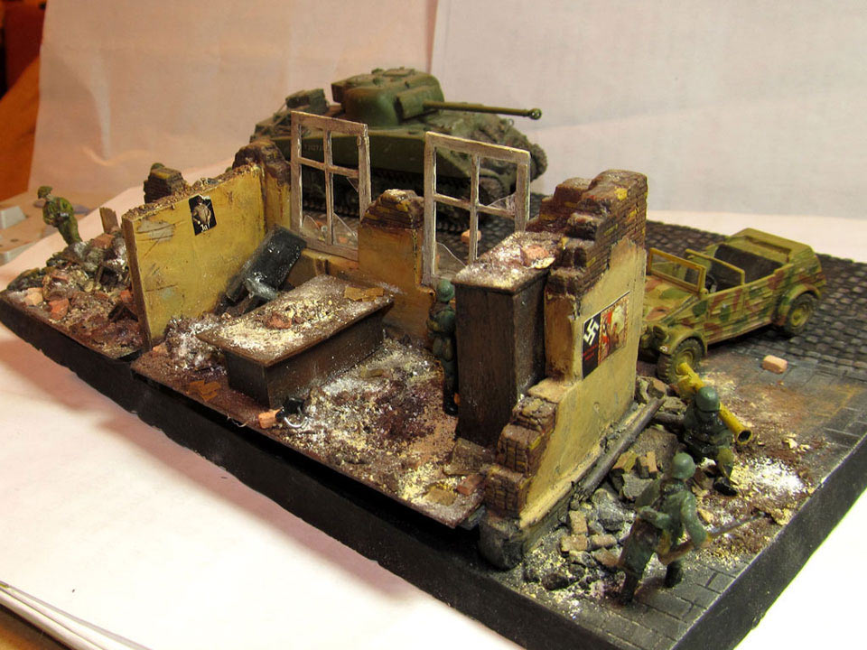 Dioramas and Vignettes: France, 1944, photo #4