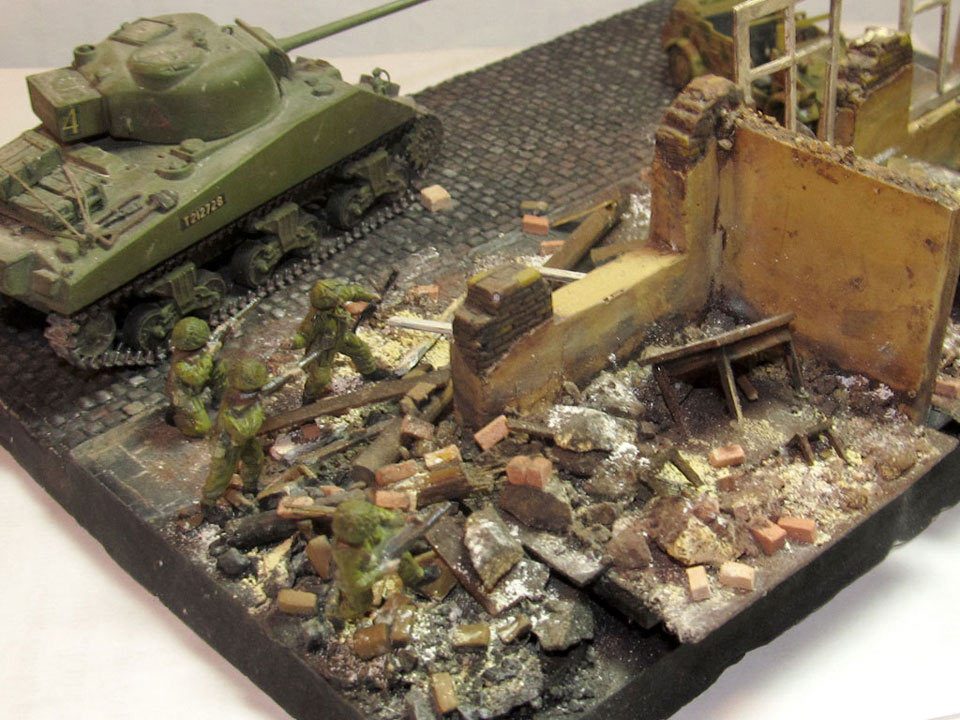 Dioramas and Vignettes: France, 1944, photo #5