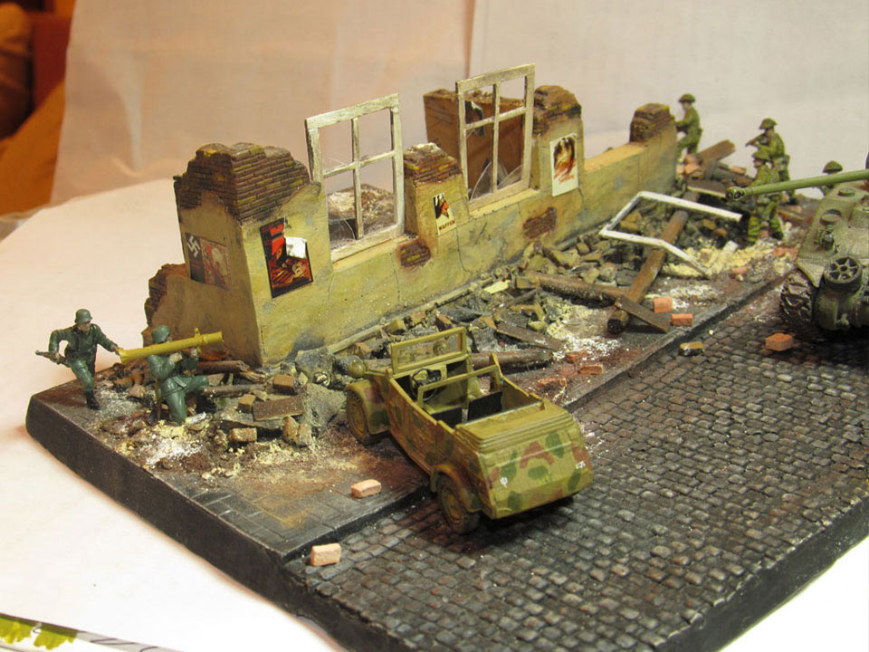 Dioramas and Vignettes: France, 1944, photo #6