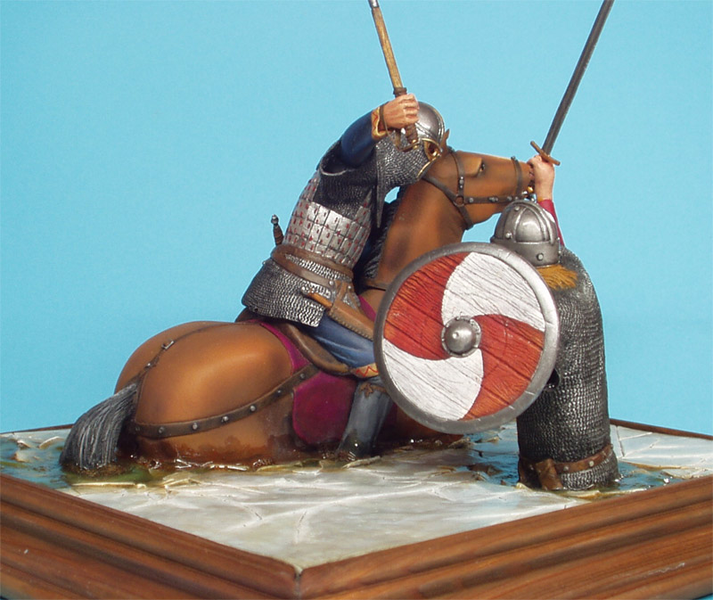 Dioramas and Vignettes: Vikings Duel, photo #3