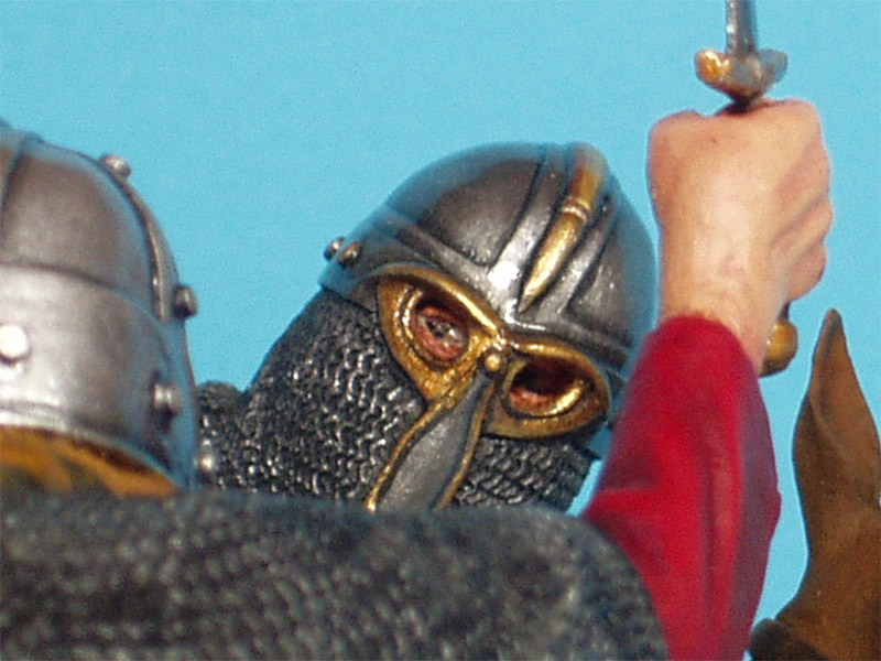 Dioramas and Vignettes: Vikings Duel, photo #6
