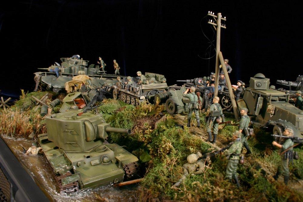 Dioramas and Vignettes: Blitzkrieg, photo #2