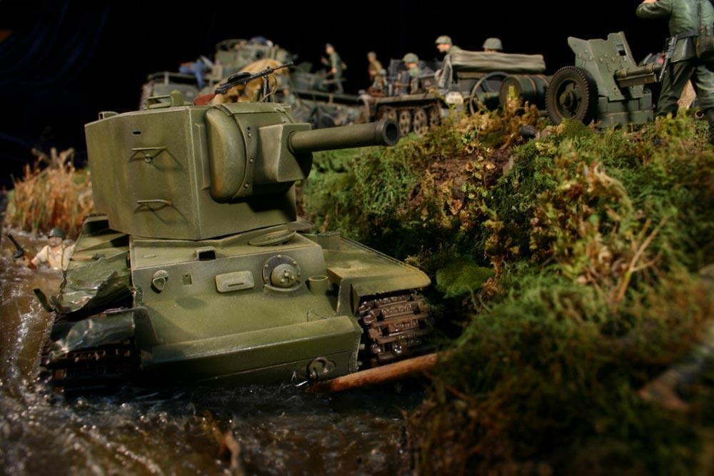 Dioramas and Vignettes: Blitzkrieg, photo #3
