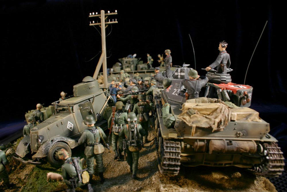 Dioramas and Vignettes: Blitzkrieg, photo #4