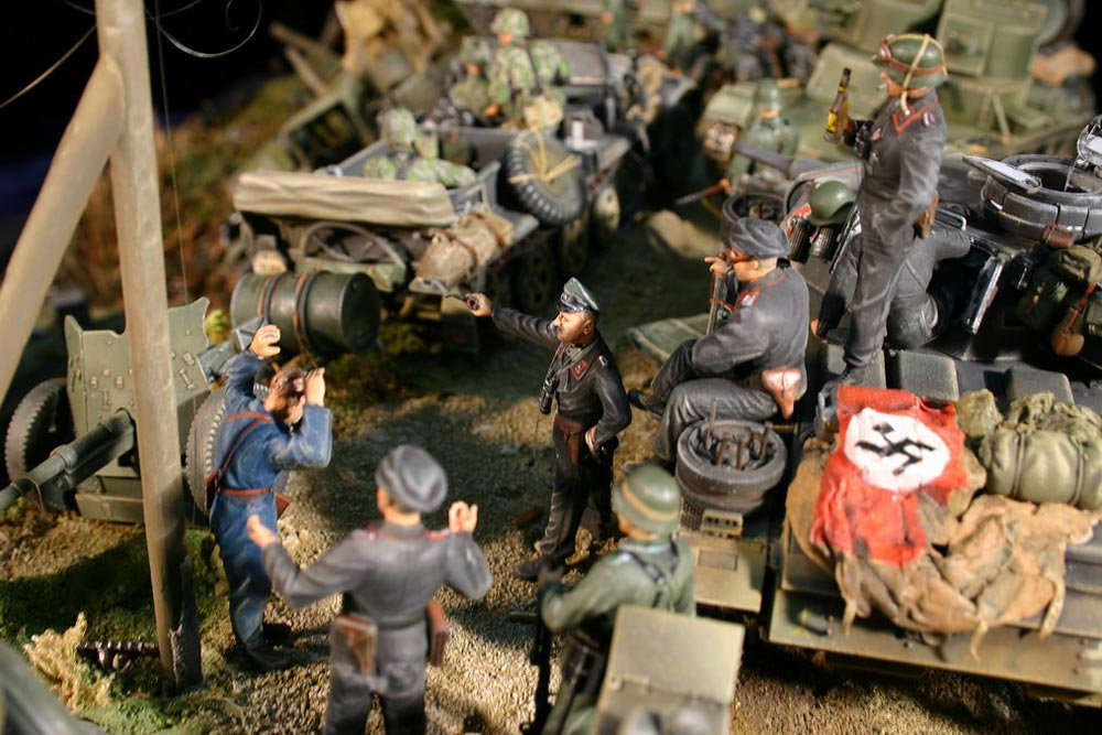 Dioramas and Vignettes: Blitzkrieg, photo #5