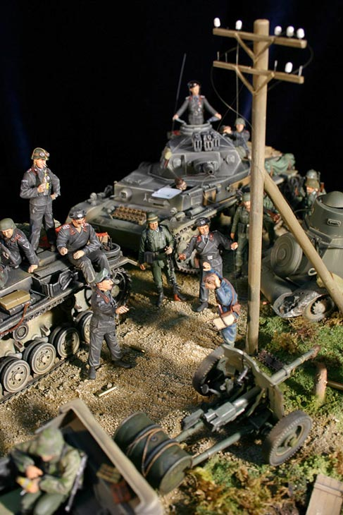 Dioramas and Vignettes: Blitzkrieg, photo #6