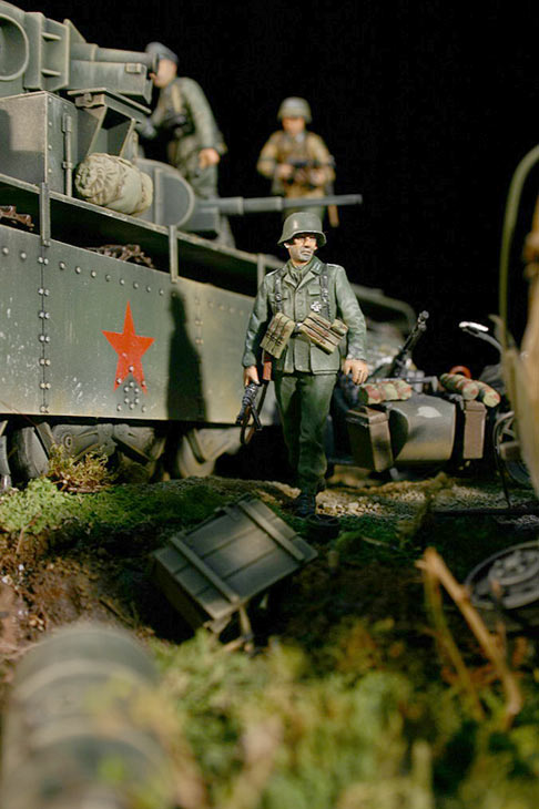 Dioramas and Vignettes: Blitzkrieg, photo #7