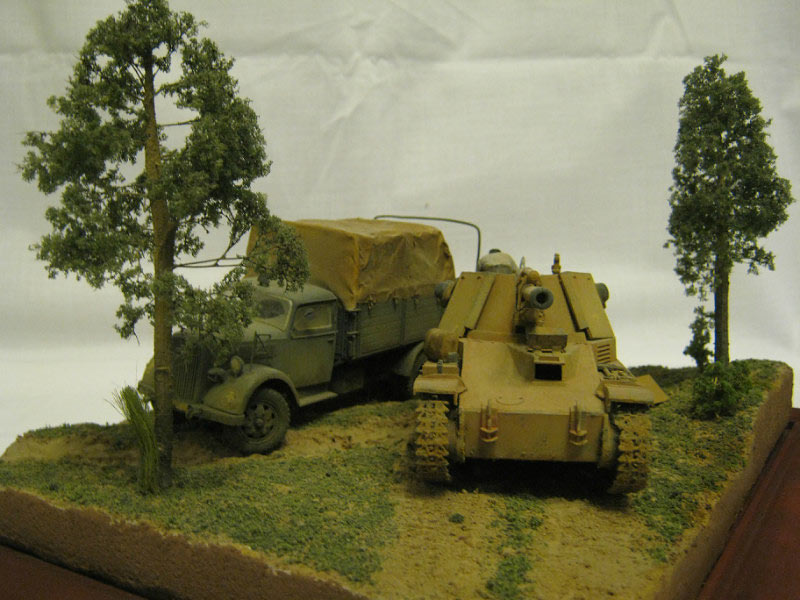 Dioramas and Vignettes: Reloading ammo, photo #1