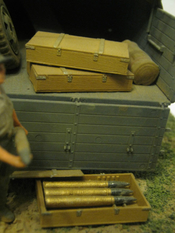 Dioramas and Vignettes: Reloading ammo, photo #10