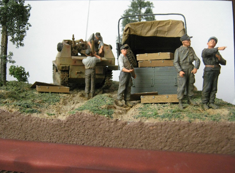 Dioramas and Vignettes: Reloading ammo, photo #5