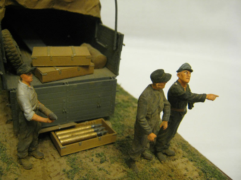 Dioramas and Vignettes: Reloading ammo, photo #7