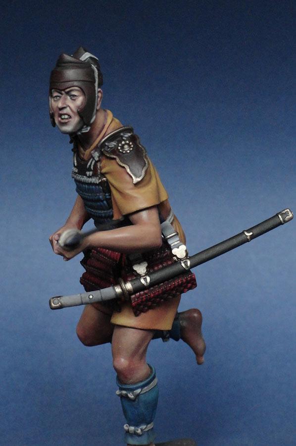 Figures: Ashigaru, XIII-XIV cent., photo #3