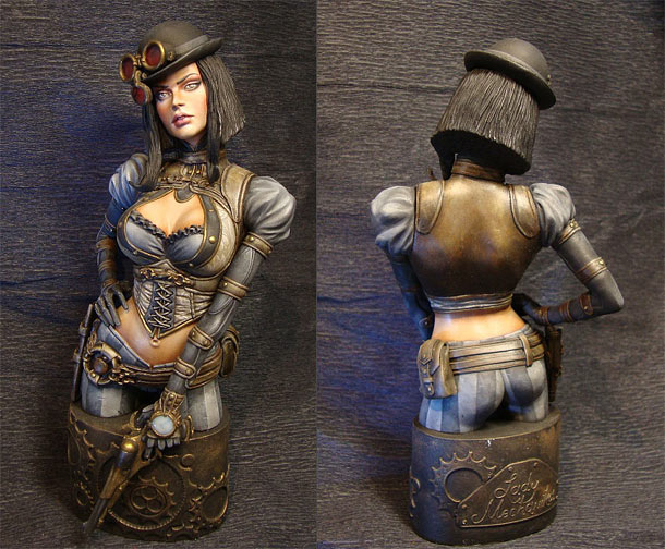 Miscellaneous: Lady Mechanica