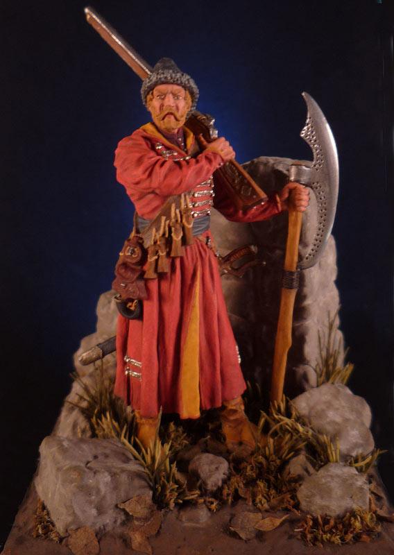 Figures: Strelets of 1st Order, photo #1