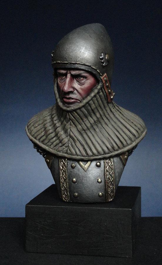 Figures: Italian knight, late XIV cent., photo #2