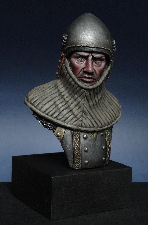 Figures: Italian knight, late XIV cent., photo #3