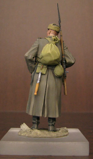 Figures: Soviet infantryman, photo #4