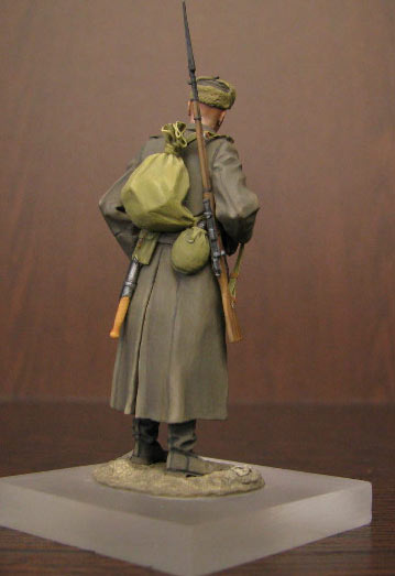 Figures: Soviet infantryman, photo #5