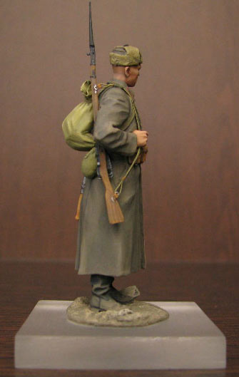 Figures: Soviet infantryman, photo #6