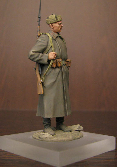 Figures: Soviet infantryman, photo #7