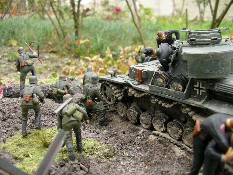 Dioramas and Vignettes: Attack to the Second Line, photo #0
