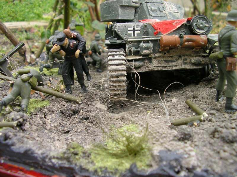 Dioramas and Vignettes: Attack to the Second Line, photo #11