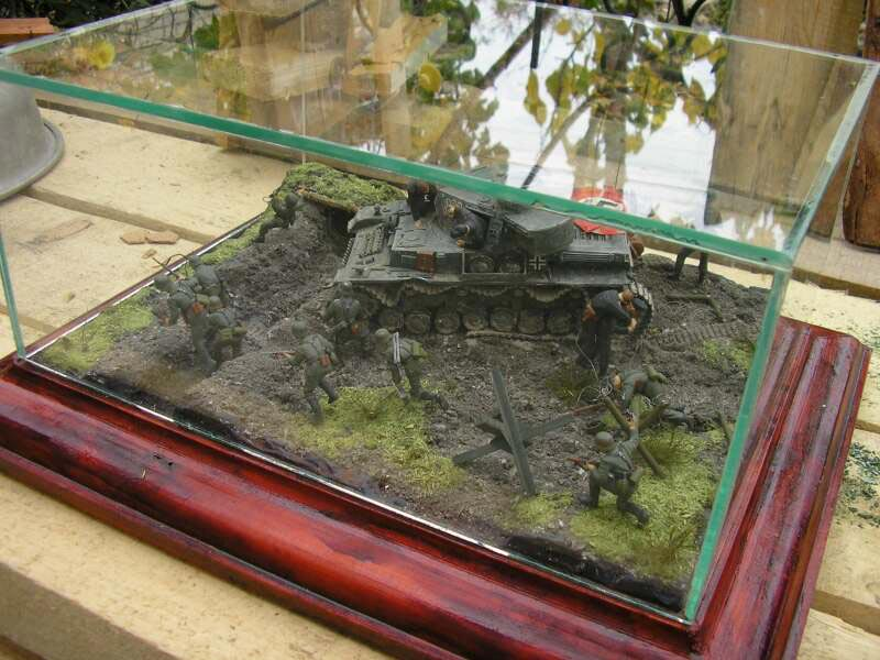 Dioramas and Vignettes: Attack to the Second Line, photo #13