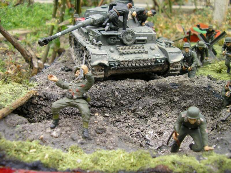 Dioramas and Vignettes: Attack to the Second Line, photo #2