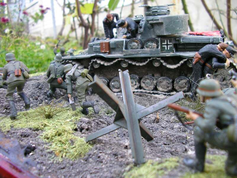 Dioramas and Vignettes: Attack to the Second Line, photo #4