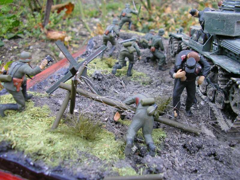 Dioramas and Vignettes: Attack to the Second Line, photo #5