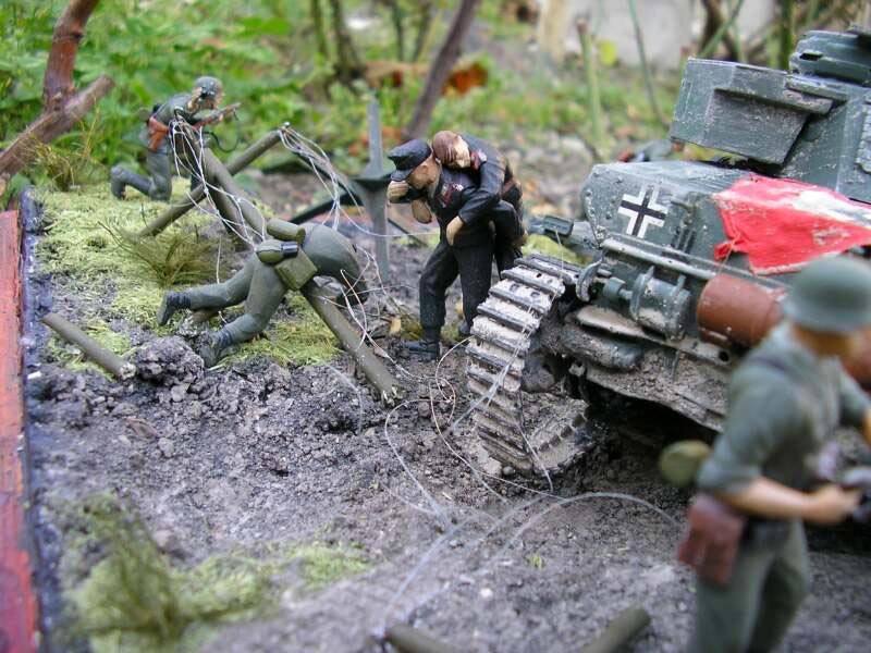 Dioramas and Vignettes: Attack to the Second Line, photo #6
