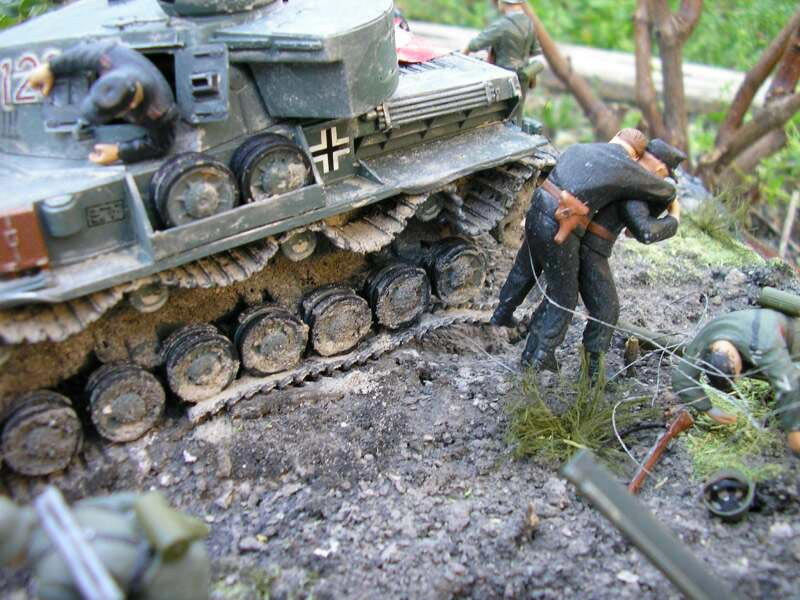 Dioramas and Vignettes: Attack to the Second Line, photo #7