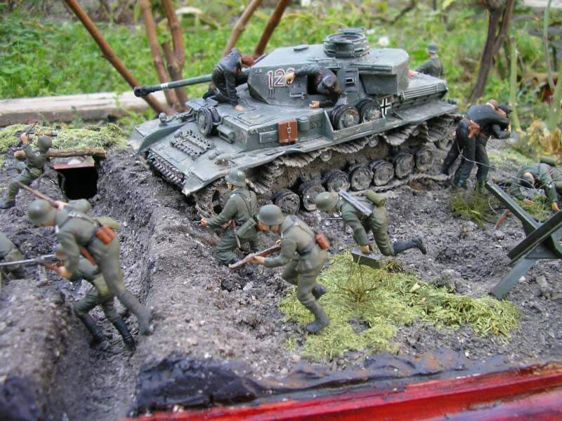 Dioramas and Vignettes: Attack to the Second Line, photo #8
