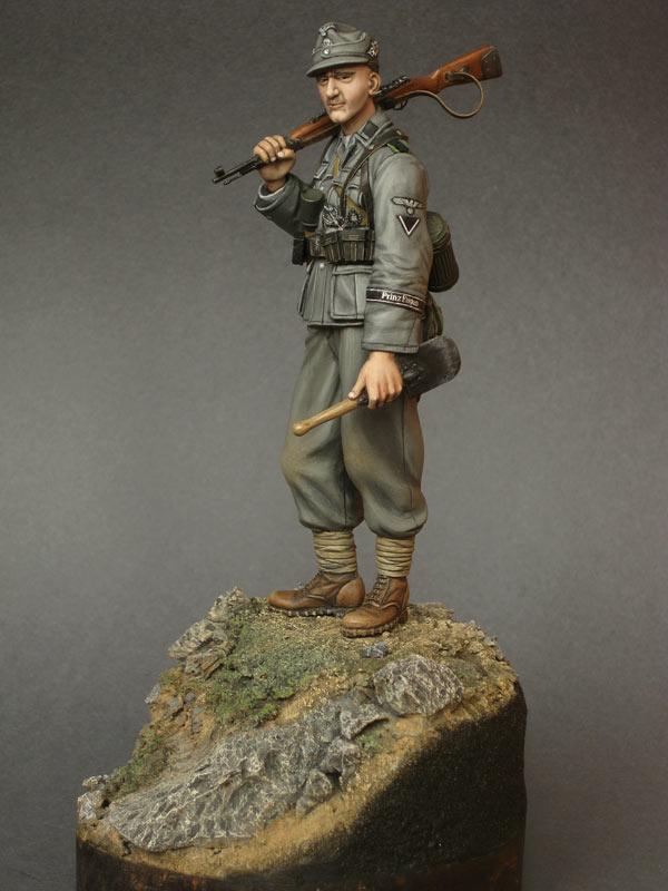 Figures: SS gebirgsjaeger, photo #1