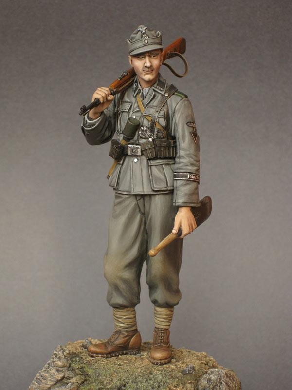 Figures: SS gebirgsjaeger, photo #2