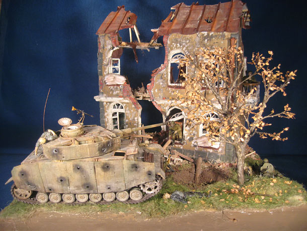 Dioramas and Vignettes: The second wave