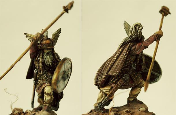 Figures: The Celt