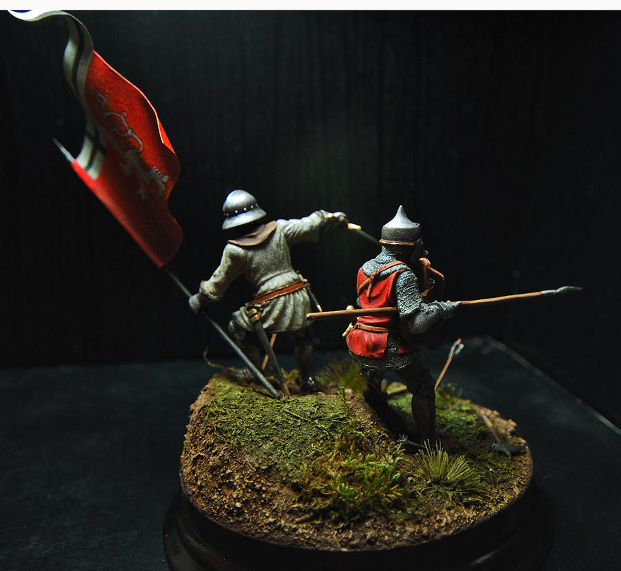 Dioramas and Vignettes: Tannenberg, 1410, photo #2