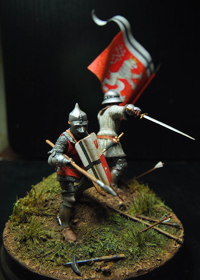 Dioramas and Vignettes: Tannenberg, 1410, photo #3