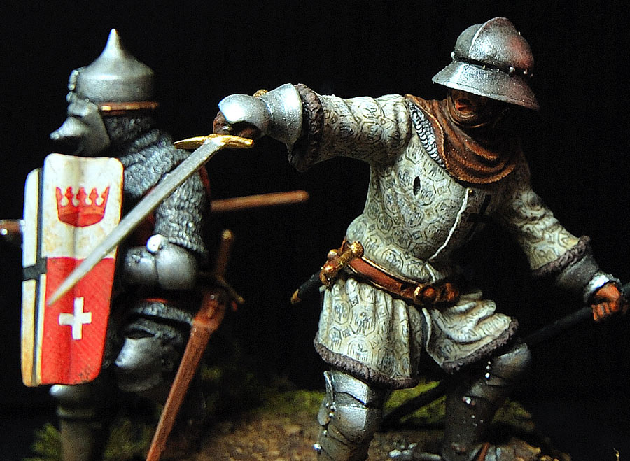 Dioramas and Vignettes: Tannenberg, 1410, photo #4