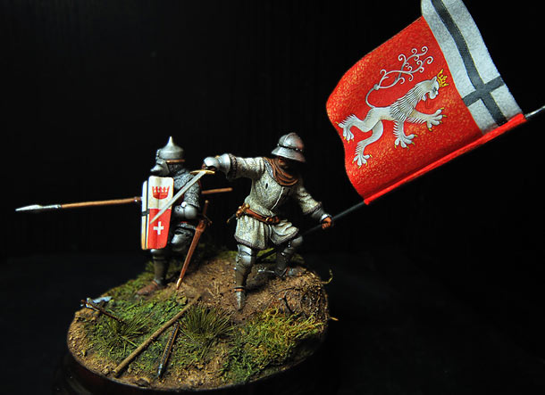 Dioramas and Vignettes: Tannenberg, 1410