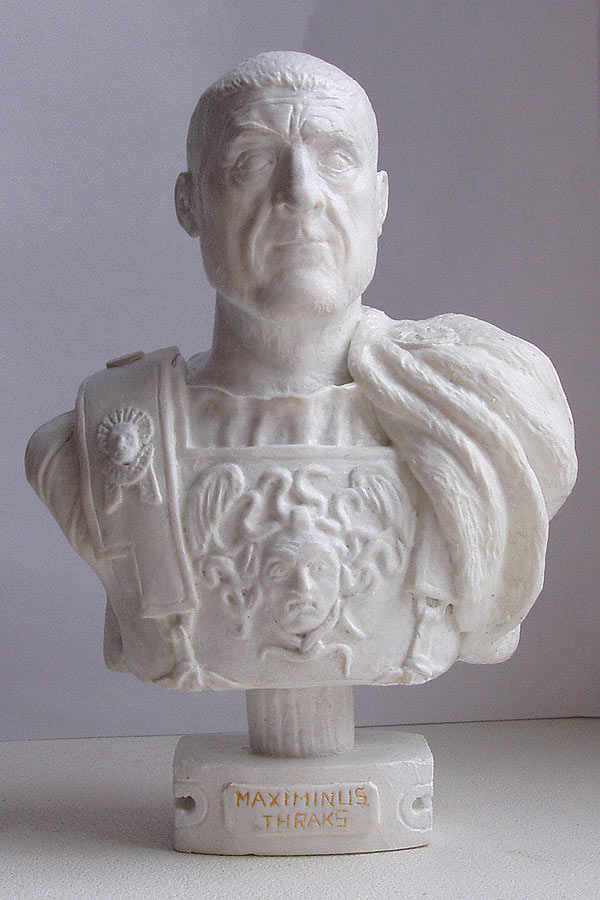 Sculpture: Maximinus Thrax , photo #1