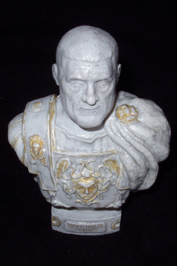 Sculpture: Maximinus Thrax , photo #13