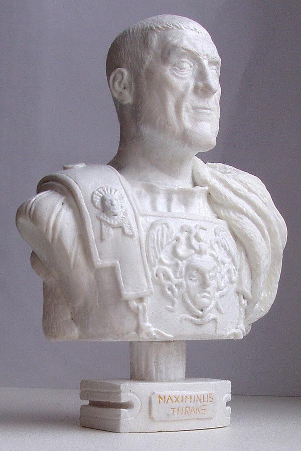 Sculpture: Maximinus Thrax , photo #2