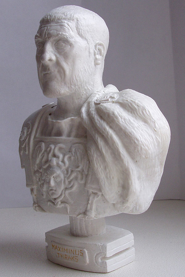 Sculpture: Maximinus Thrax , photo #6