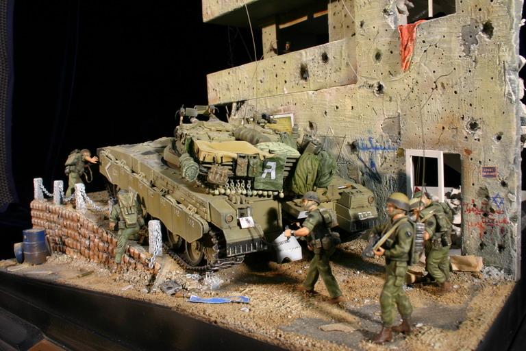 טנק מרכבה ככה צהל שיקר לחיילים ושלח אותם למותם בלבנון  1