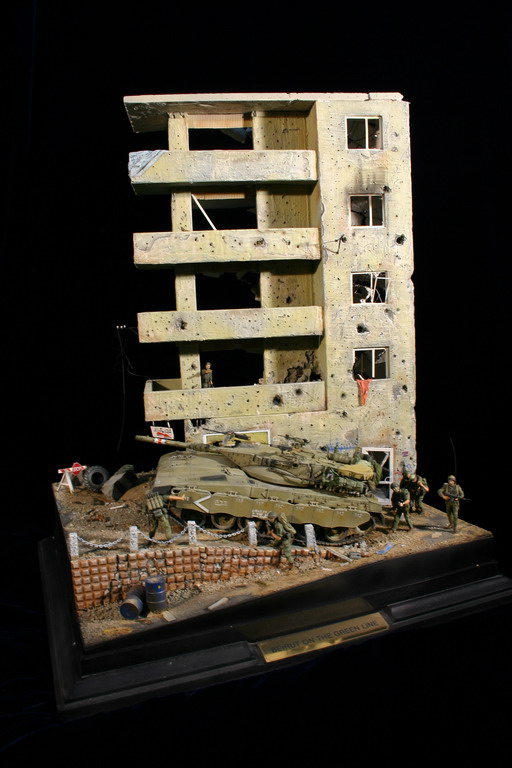 Dioramas and Vignettes: Beirut. On the Green Line, photo #3