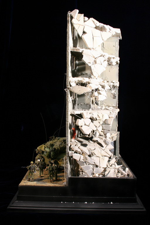 Dioramas and Vignettes: Beirut. On the Green Line, photo #7