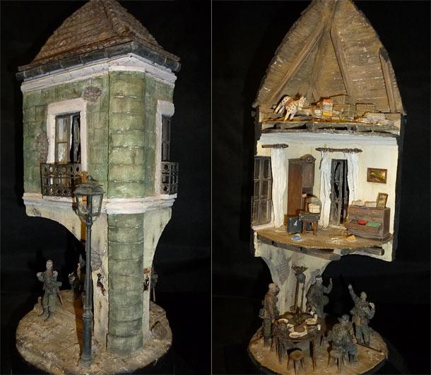 Dioramas and Vignettes: Verfugungstruppe