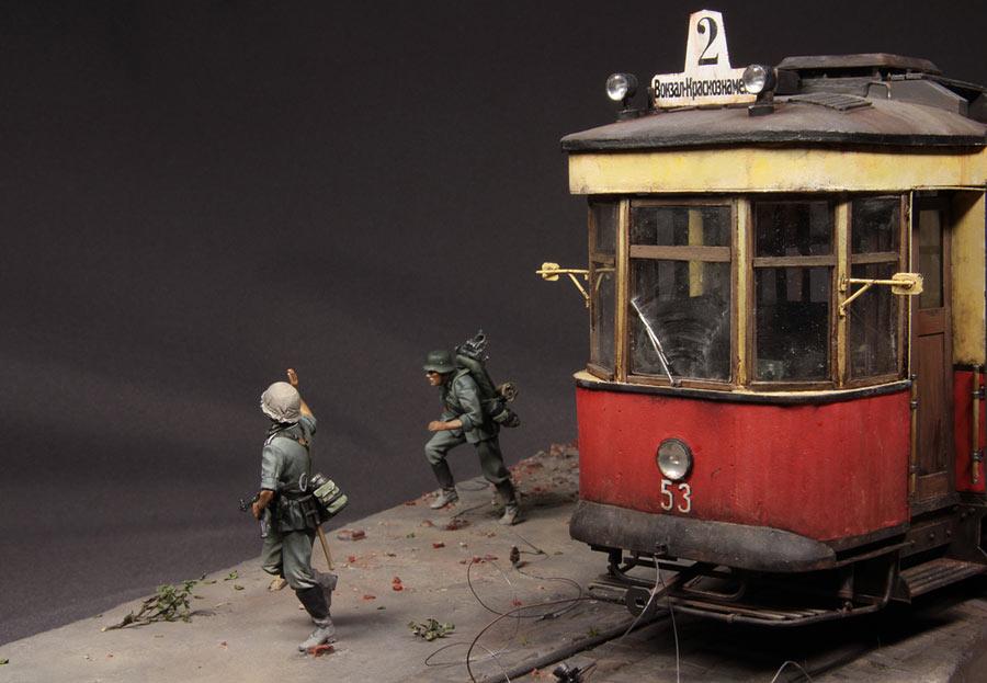 Dioramas and Vignettes: Follow me!, photo #7